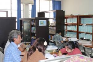 Ruang Baca Jurusan
