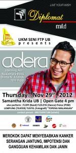 Adera 29 November 2012