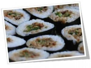 sushi tiram