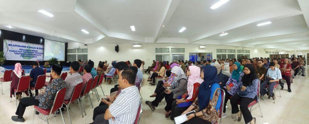 halal bihalal FTP 2017