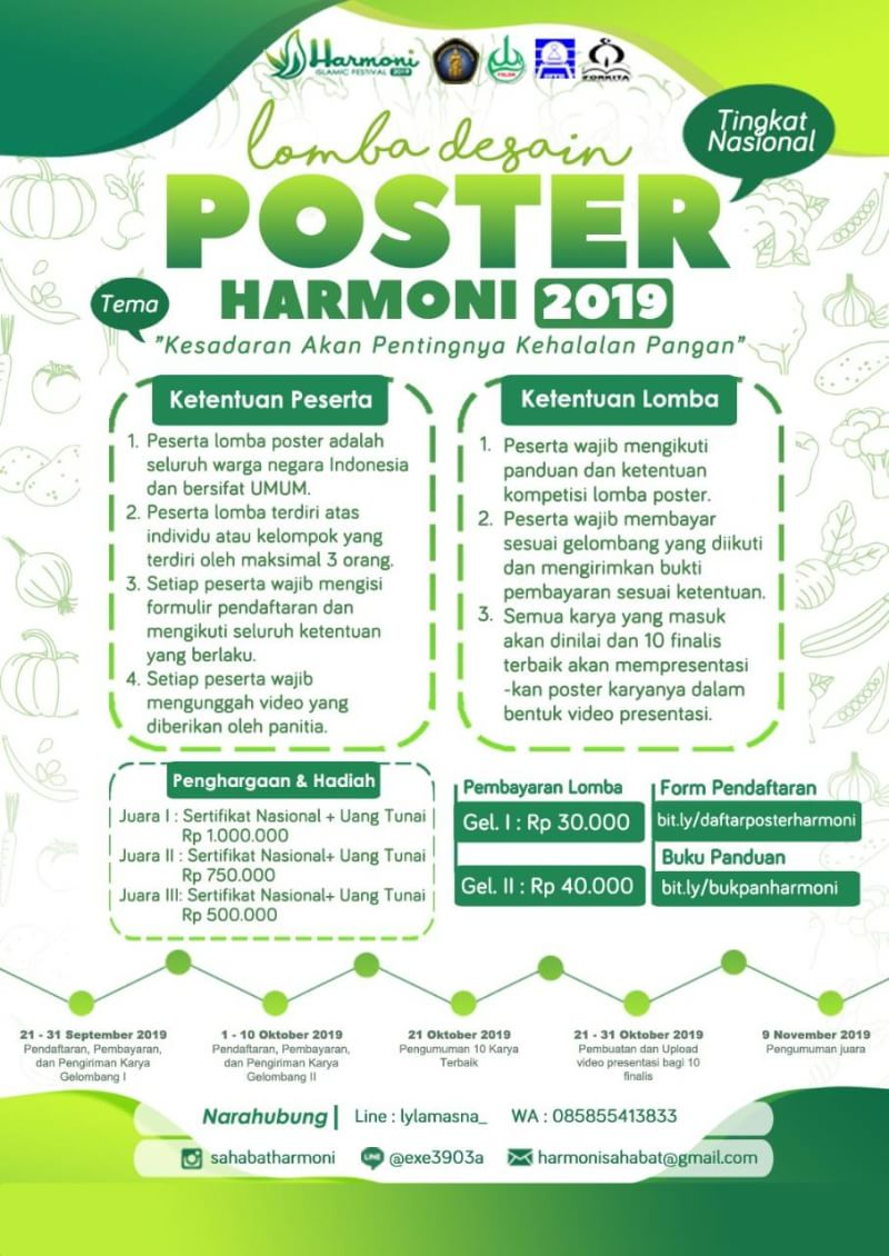 Forkita Ftp Ub Melalui Kegiatan Harmoni 2019 Mengadakan Lomba